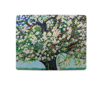 Mouse Pad, Beemster blossom, Toorop