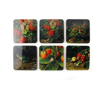 Coasters , Schlesinger, Strawberries