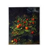 Lens cloth, 18 x 15 cm, Strawberry, Schlesinger