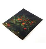Linsentuch, 18 x 15 cm, Erdbeere, Schlesinger