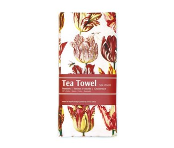 Tea Towel, Tulips, Marrel