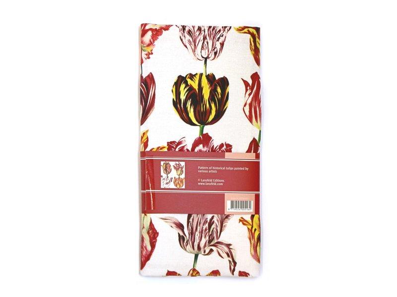 Paño de cocina, Tulipanes, Marrel