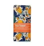 Geschirrtuch, Polychrome Tulip Corner Tile