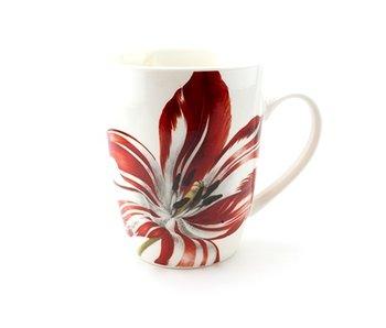Tasse, Merian, Trois tulipes