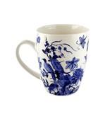 Mug Delft Blue birds Rijksmuseum