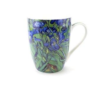 Tasse, Les Iris, Vincent van Gogh
