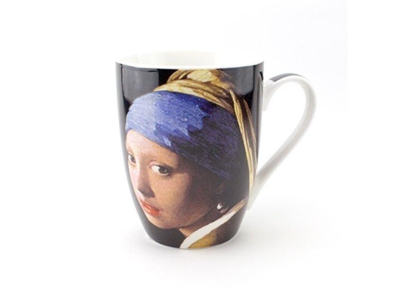 Mok ,Meisje met de parel , Vermeer