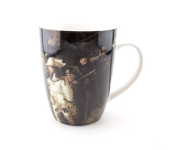 Mug , Rembrandt, The Night Watch