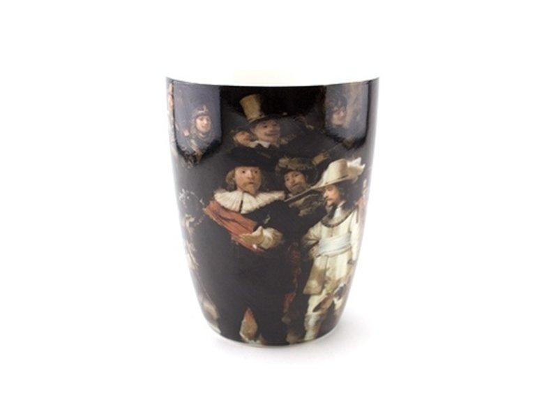 Tazas, Rembrandt, La Guardia Nocturna