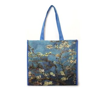 Shopper W, Van Gogh Almond blossom