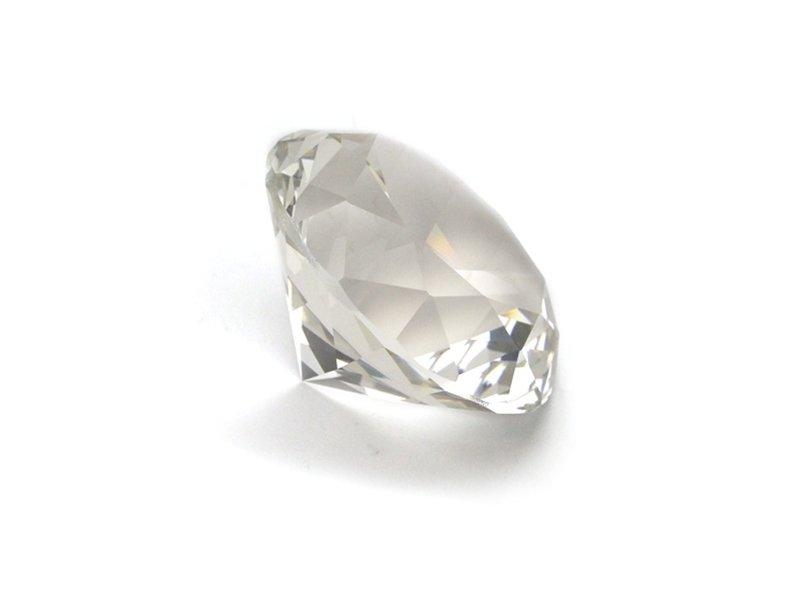 Briefbeschwerer, Kristalldiamant