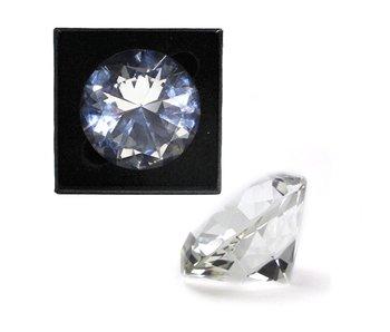 Presse papier, Kristal Diamant