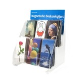 KlickMark Counter Display 6 compartments Collection