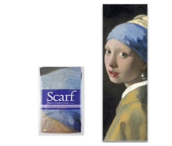 Scarf, Vermeer, Girl with the Pearl Earring, Vermeer