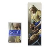 Écharpe, Vermeer, la laitière