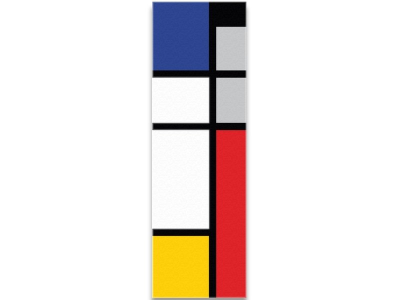 Bufanda, Mondrian