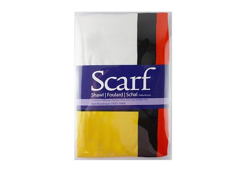 Schal, Mondrian