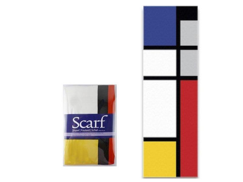 Écharpe, Mondrian