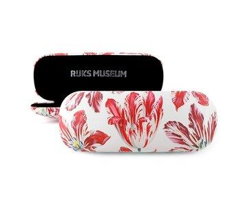 Brillenkoker, Tulpen variatie , Marrel, RIJKSMUSEUM