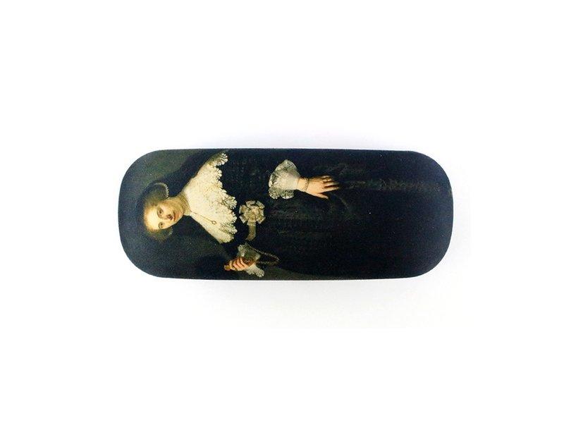 Brillendoos, Marten en Oopjen , Rembrandt