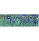 Schal, Van Gogh Iris