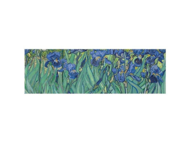 Écharpe, Van Gogh Iris