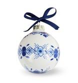 Delft Blue Christmas decoration 7 cm