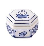 Caja de dientes azul de Delft, Miffy
