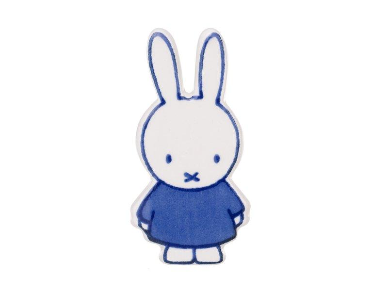 Bleu de Delft, aimant, Miffy