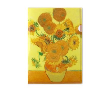Porte-documents A4, Tournesols, Van Gogh
