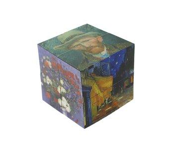 Klappwürfel, Van Gogh