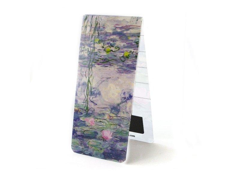 Magnetische boekenlegger ,Waterlelies , Monet