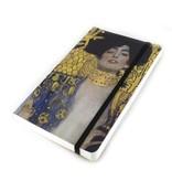 Softcover notitieboekje A6, Judith, Klimt