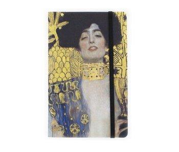 Cuaderno de tapa blanda A6, Judith, Klimt