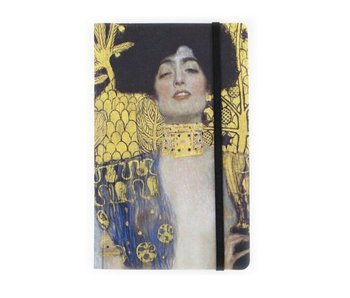Softcover Notebook A6, Judith, Klimt
