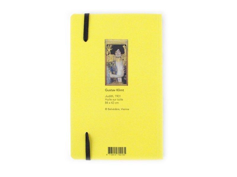 Softcover-Notizbuch A6, Judith, Klimt