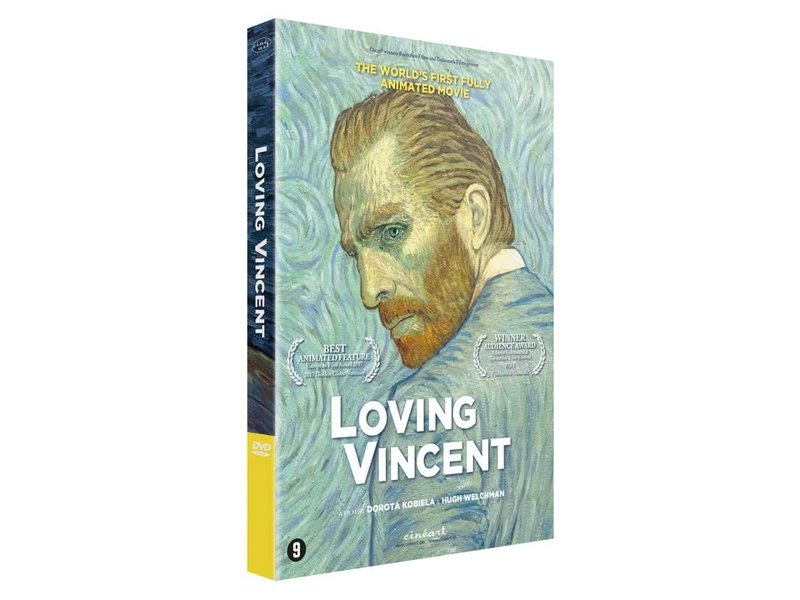 Blue ray  Loving Vincent