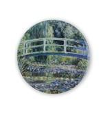 Miroir de poche, Ø 80 mm, Monet, Bridge, Pont