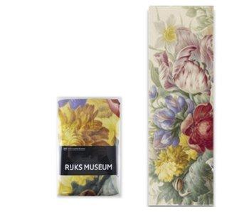 Bufanda, Bodegón de Flores, Henstenburgh