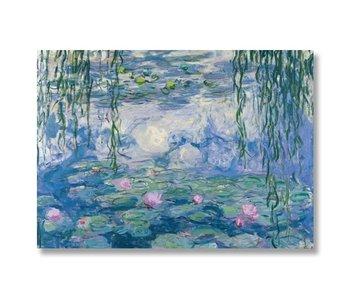 Cartel 50x70, Nénuphars, Monet