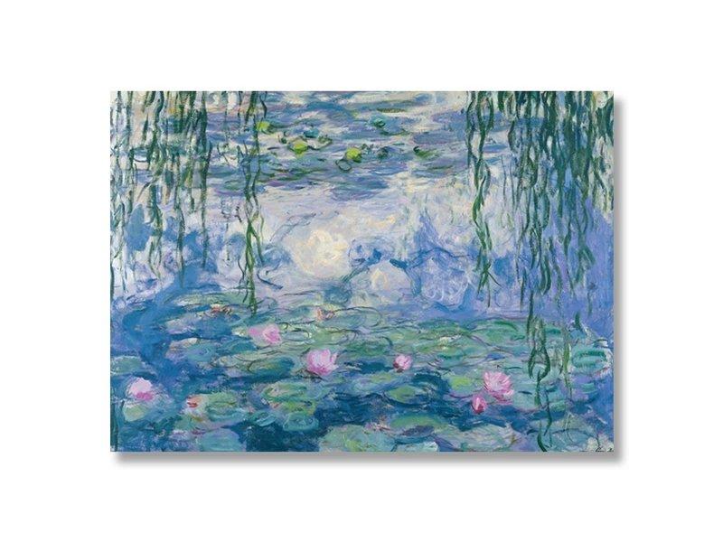 Plakat 50x70, Seerosen, Monet