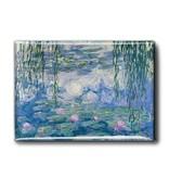 Koelkastmagneet XL, Waterlelies, Monet