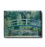Fridge magnet XL, Bridge, Monet