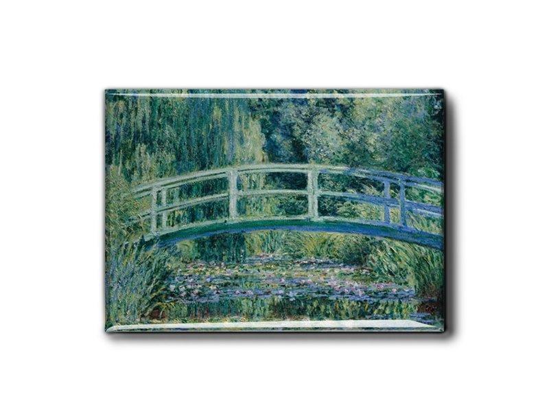 Magnet frigo XL, Pont, Monet