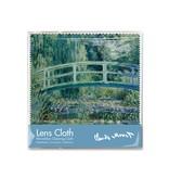 Brillendoekje,15 x 15 cm, Brug, Monet
