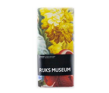 Paño de cocina, Bodegón de flores, Henstenburgh