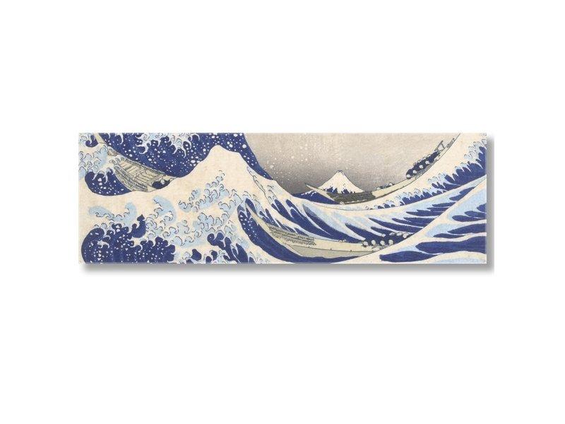 Sjaal, Hokusai, De grote golf