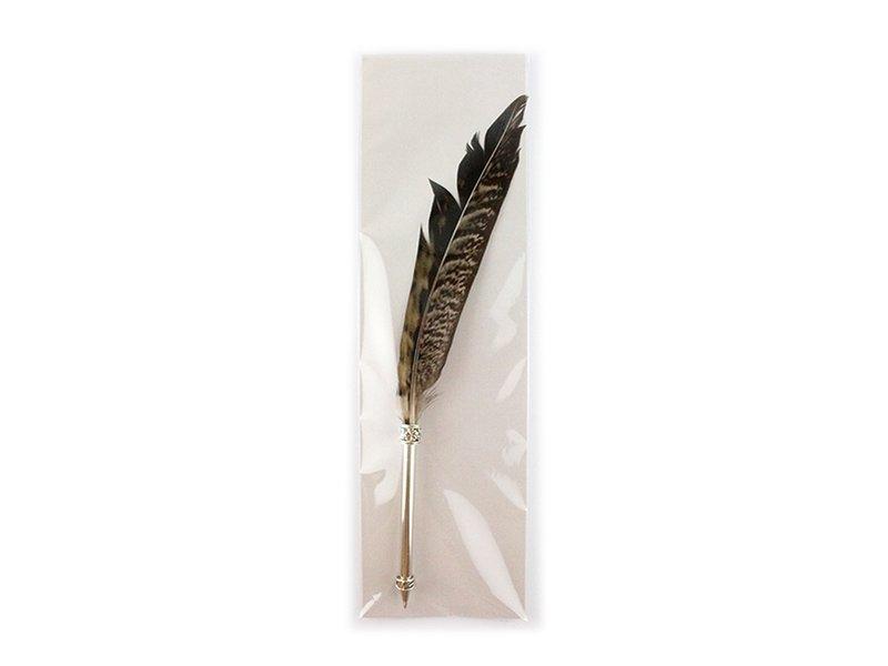 Silberfasan Kugelschreiber