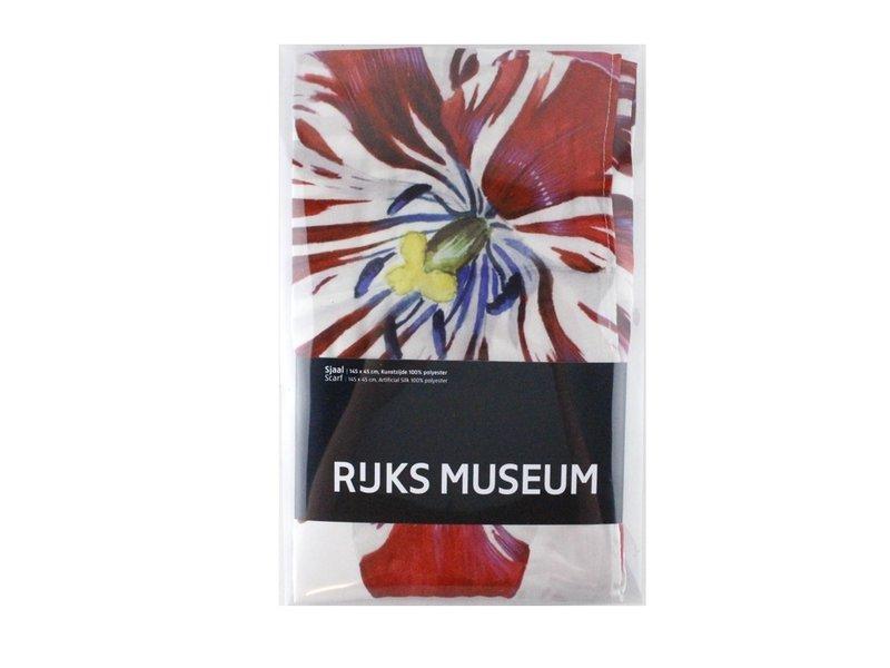Sjaal, Tulpen, Rijksmuseum