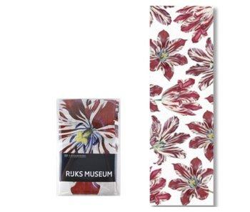 Schal, Tulpen, Rijksmuseum